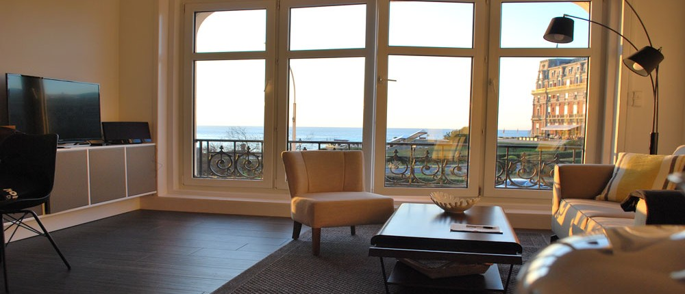 holiday rental in biarritz